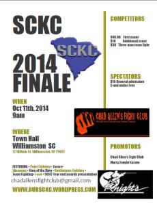 SCKC Flyer